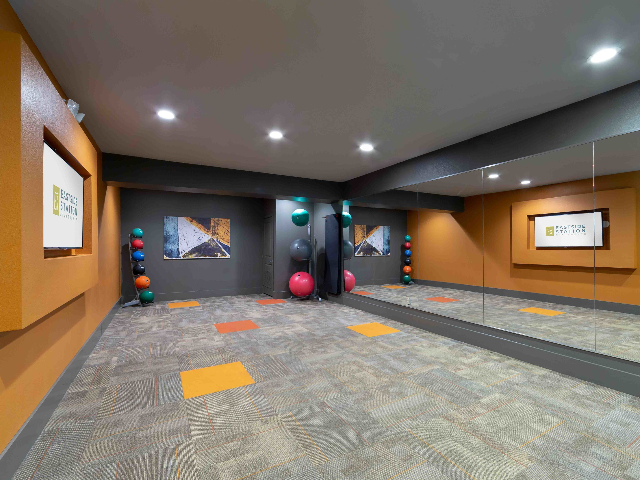 On Demand fitness studio