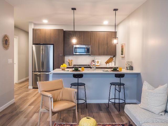 Stunning apartment homes at Modera Lohi