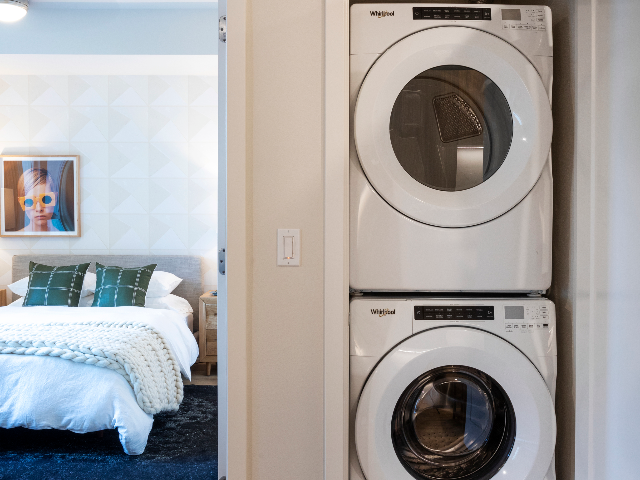 Modera Hollywood Washer and Dryer