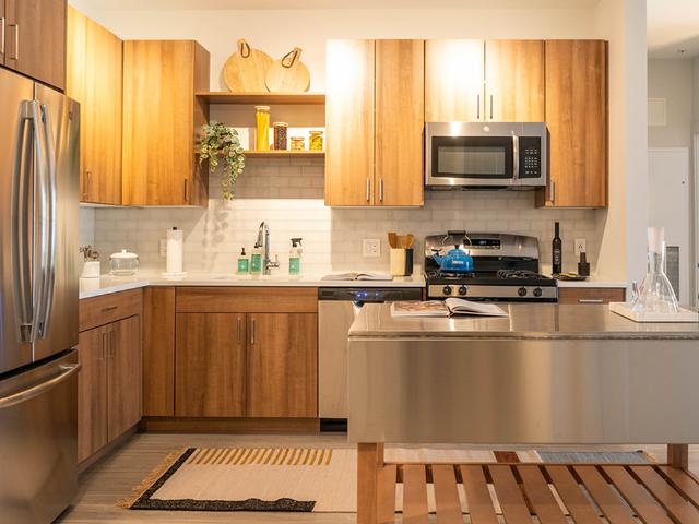 Modera Marshfield kitchen image