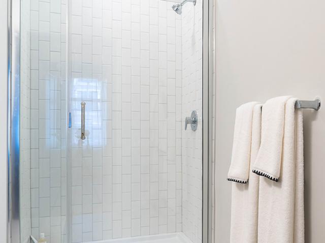 Modera Marshfield designer bathroom image