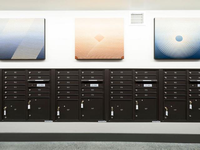 Package Lockers Image