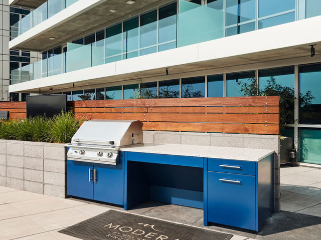 Grilling stations image
