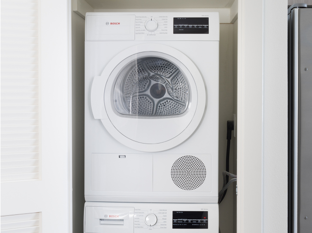 Washer and Dryer Image