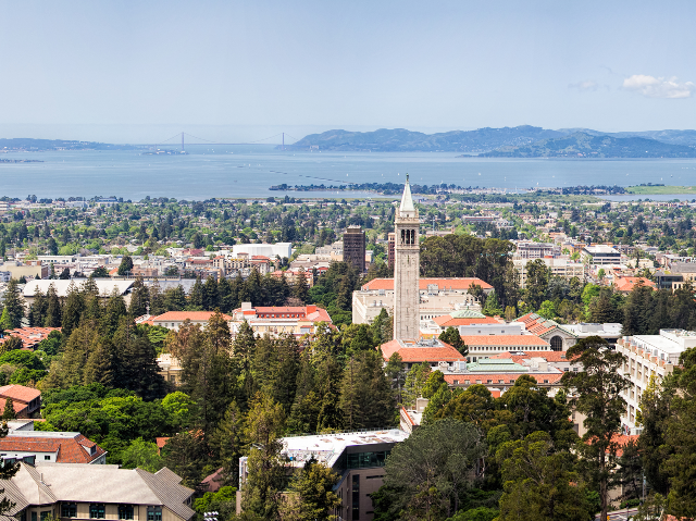 UC Berkeley Campus Image