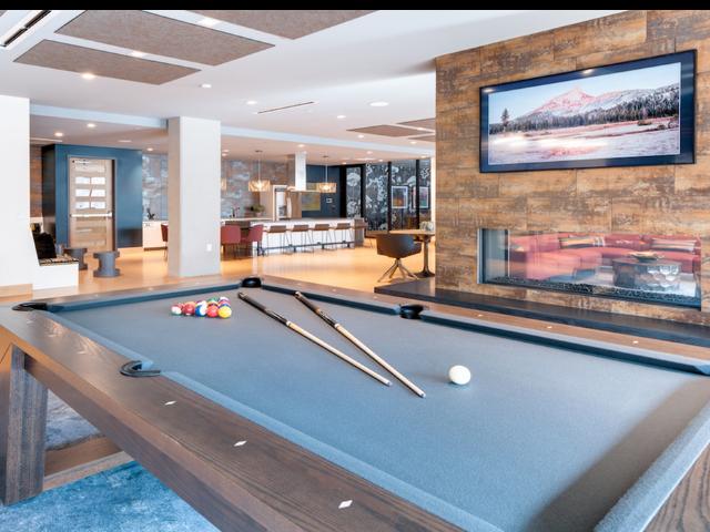 Gaming room image