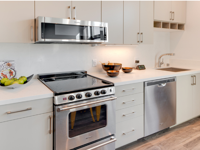 Gourmet kitchen image