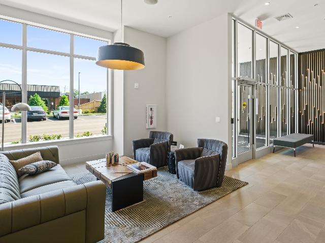 Lobby lounge area image