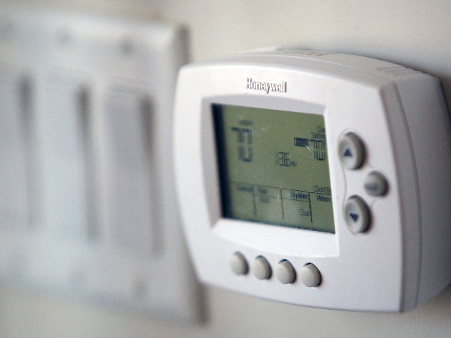 Wireless thermostat image