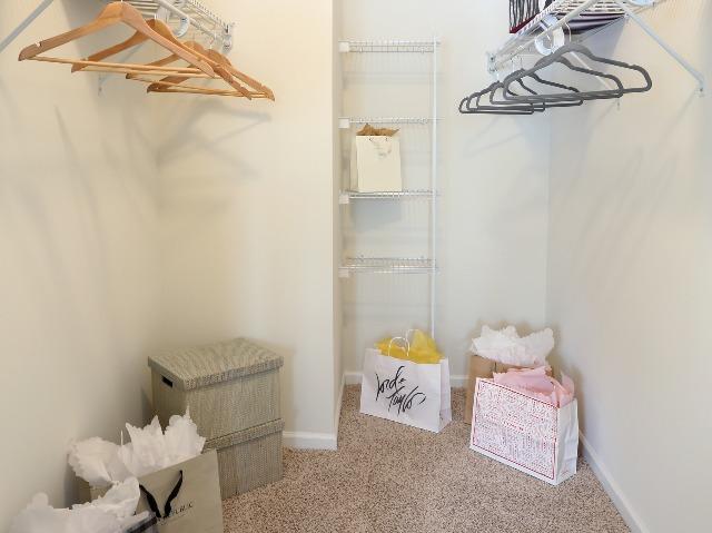 spacious closet image