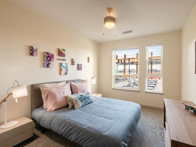 Image of bedroom at Modera River North