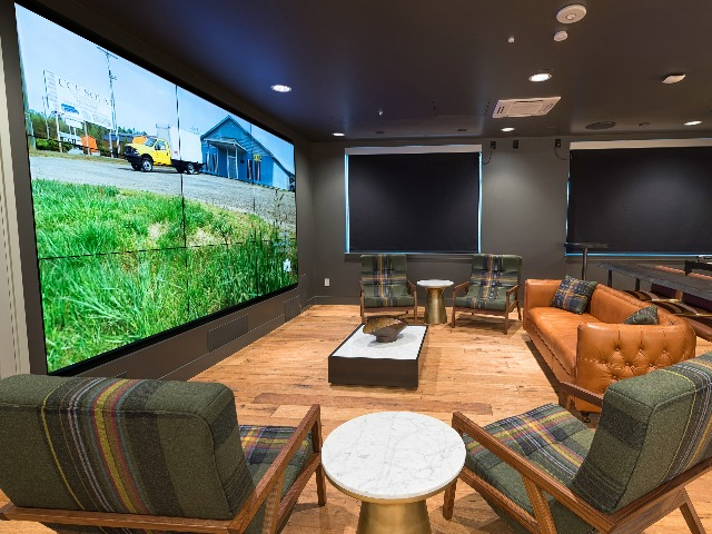 Image of game room at Modera South Lake Union Seattle Washington