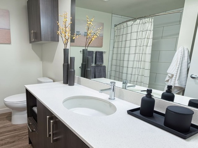 Image of bathroom at Modera South Lake Union