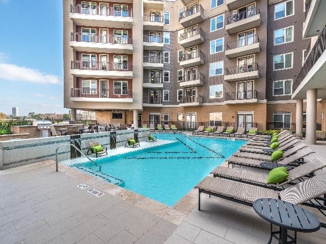 Image of Modera Flats pool