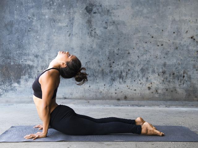Image of yoga pose