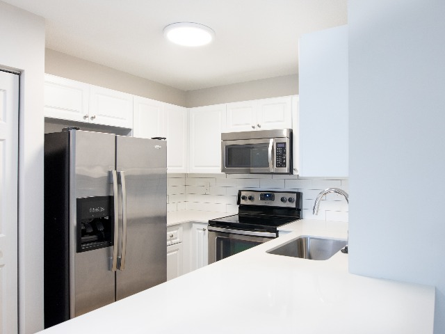 Image of kitchen at Alister Isles
