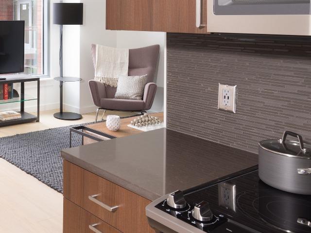 Image of granite countertops