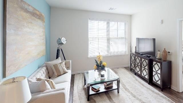 Oversized windows for natural light filled homes