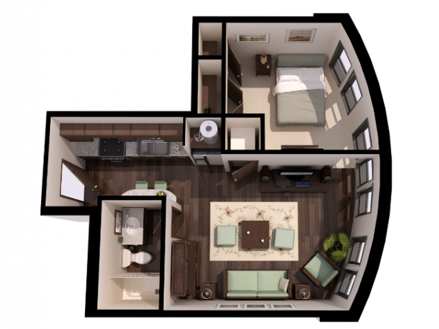 Overbrook Lofts