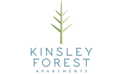 Kinsley Forest Logo | Apartments Kansas City | Kinsley Forest 1