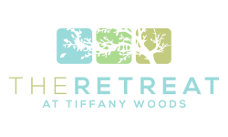the retreat at tiffany woods logo