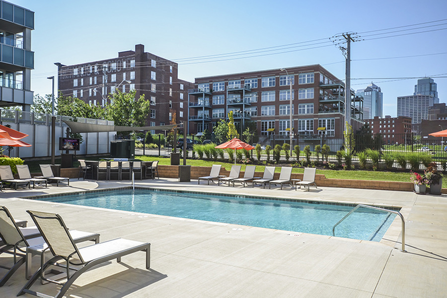 Swimming Pool | Apartments In Kansas City | RM West