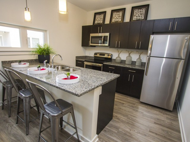 Spacious Kitchen | Kansas City Apartments | RM West