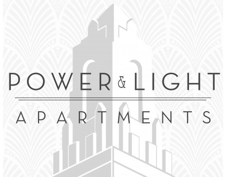 The Power & Light Building Logo | Apartments For Rent In Kansas City | The Power & Light Building