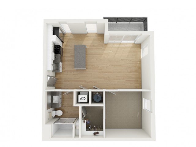 A5 One Bedroom