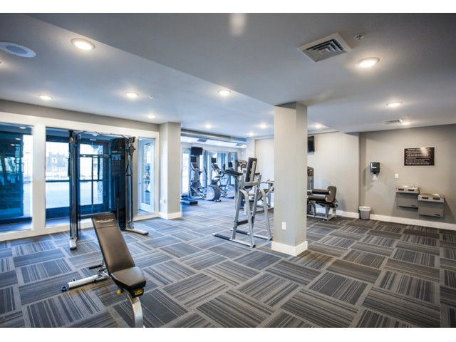 State-of-the-Art Fitness Center | Apartments In Kansas City Kansas | Prairie View at Village West