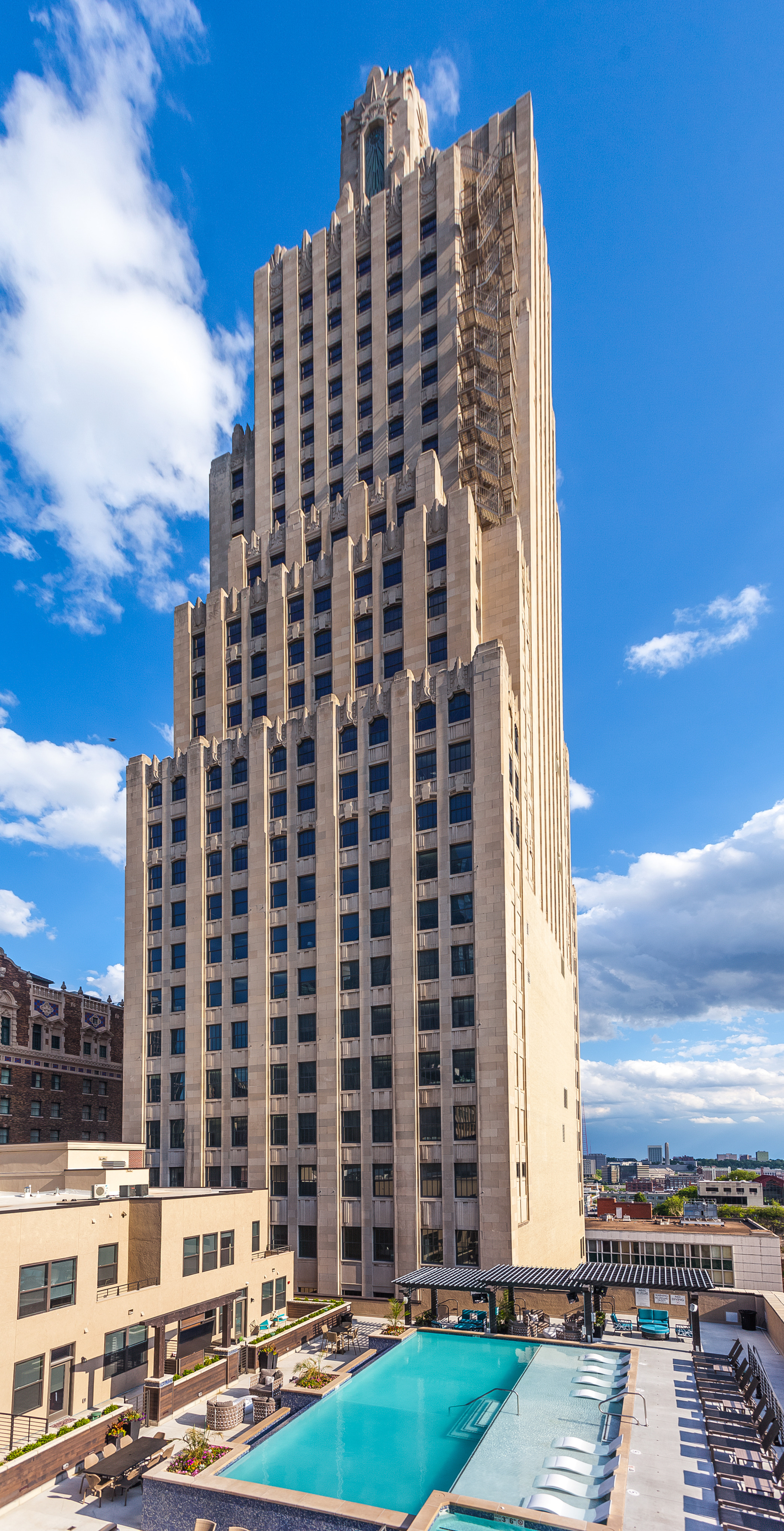 Downtown Kansas City Apartments | The Power  Light Building