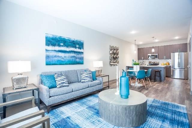 Spacious Living Room | Apartments in Lees Summit | Summit Square