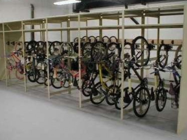 Image of Bike Storage for District at Duluth