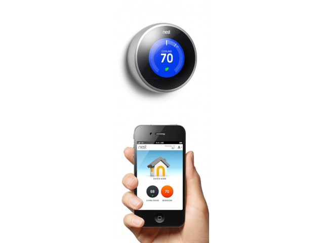 Image of Nest Thermostat for District at Duluth