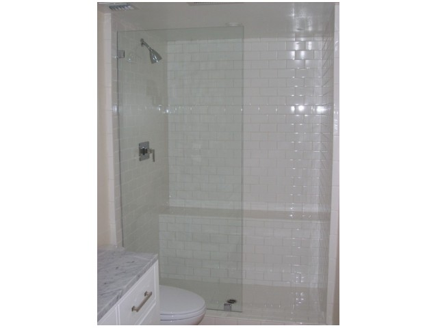 Image of Frameless Glass Shower Doors* for District at Duluth