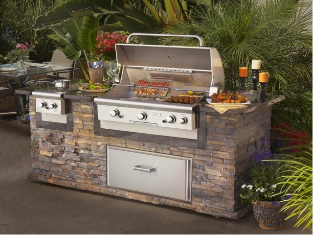 Image of Outdoor Grilling Kitchens for District at Duluth