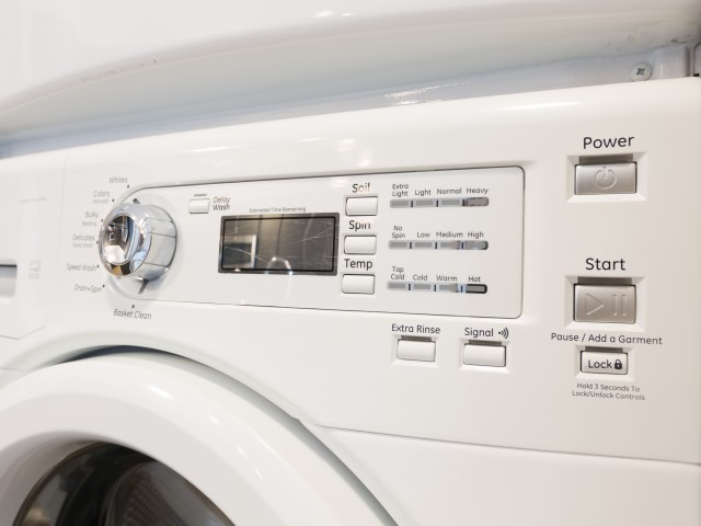 Image of In home Washer/Dryer for iLuminate