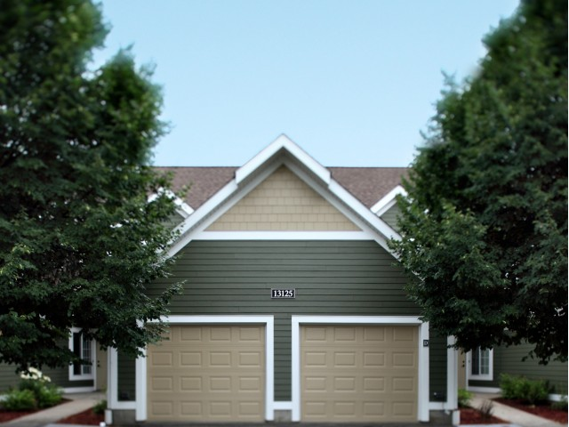 Image of Attached Garages for Bass Lake Hills Townhomes