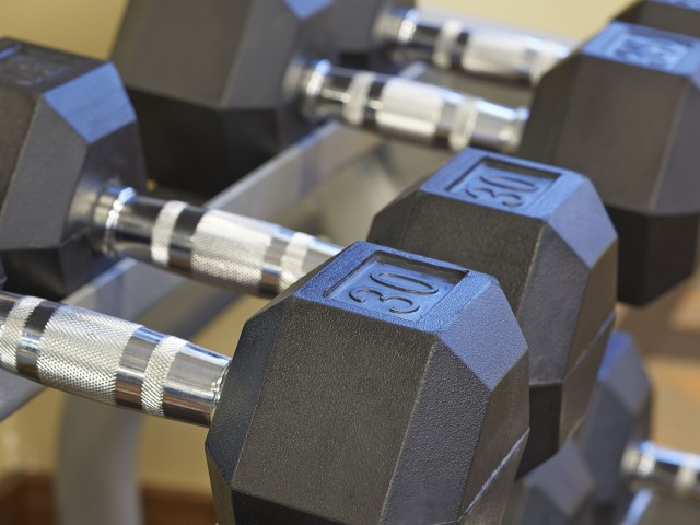 Image of Free Weights for Bass Lake Hills Townhomes