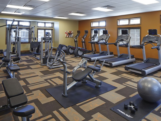 Image of Fitness Center for Bass Lake Hills Townhomes