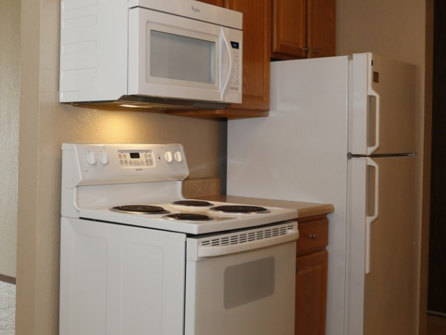 Image of Fully-equipped kitchen for Mountain View Apartments