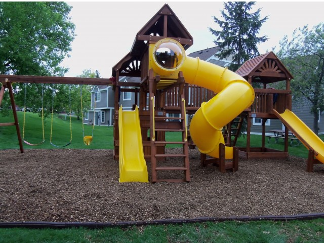 Image of Playground for Bass Lake Hills Townhomes