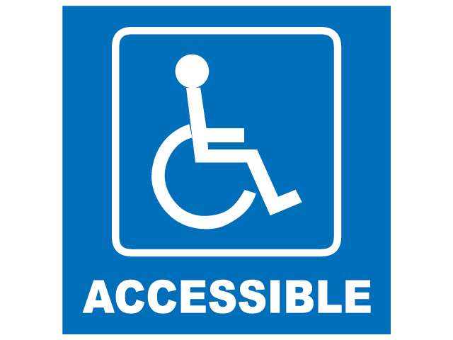 Image of Handicap accessible for Westwind Apts