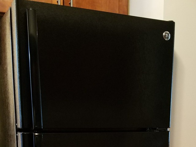 Image of Refrigerator with frost-free freezer for Westwind Apts
