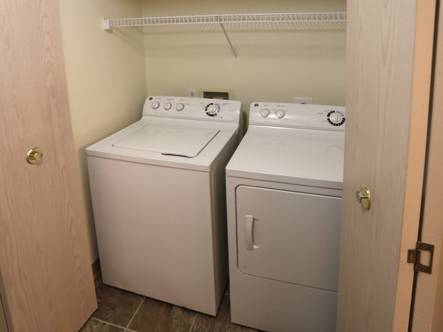 Image of Full-size Washer & Dryer in Home for Creekside Apartments