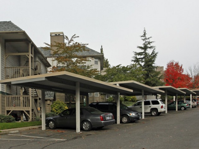 Image of Covered carport parking included for Creekside Apartments