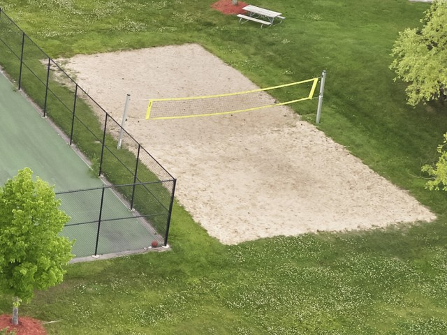 Image of Volleyball Court for Mequon Trail TH