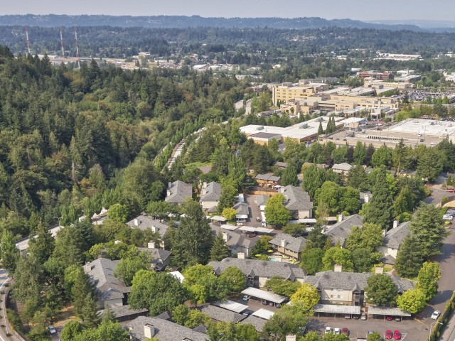 Image of Views of Mt. Talbert for Creekside Apartments