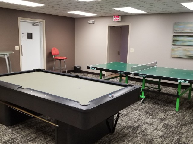Image of Billiards room with table tennis for The Fountains Apartments
