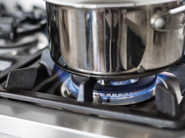 Image of Gas Range for Altitude Residences